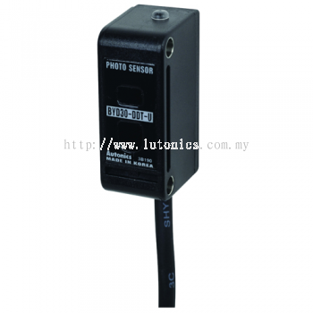BYD Series - Small Diffuse Reflective and Convergent Reflective Type Photoelectric Sensor