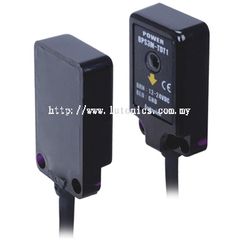 BPS Series - Slim Photoelectric Sensor for Long Sensing Distance