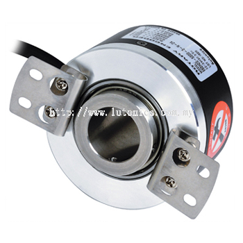 E60H Series - Hollow Shaft Type Ø60mm Incremental Rotary Encoder