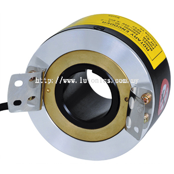 E80H Series - Hollow Shaft Type Ø80mm Incremental Rotary Encoder