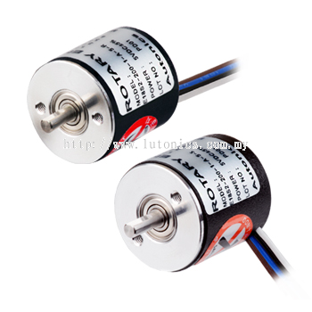 E18S Series - Shaft Type Ø18 mm Incremental Rotary Encoders
