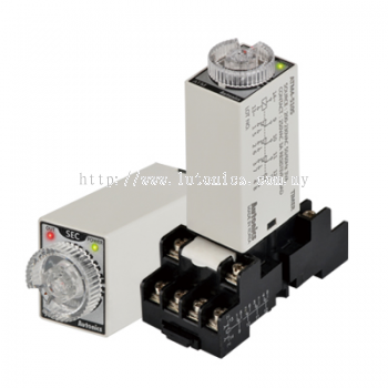 ATM Series - Miniature Analog Timers (W 21.5 x H 28 mm)