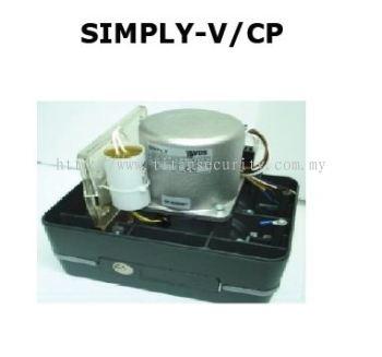SIMPLY-V/CP- Auto Sliding Gate