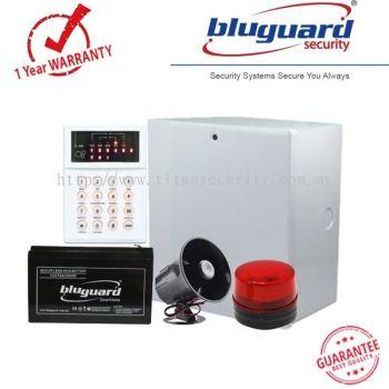 BLU-GSM-200 - BLUGARD 9 ZONE GSM MODULE PANEL