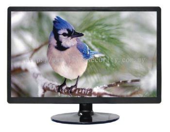 CCTV Monitor (plastic case, w/o BNC)