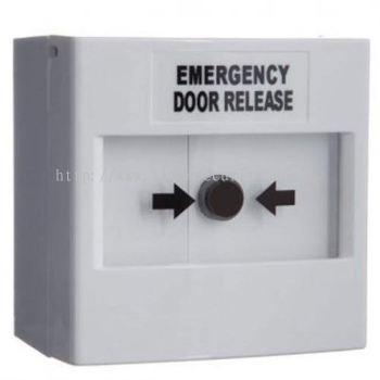 ACM-K3R Emergency release button