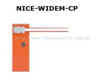 NICE-WIDEM-CP Traffic Barrier