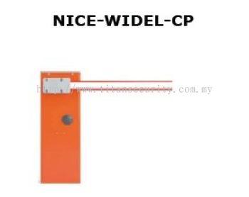 NICE-WIDEL-CP Traffic Barrier