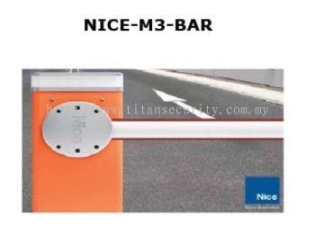 NICE-M3-BAR Traffic Barrier