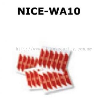 NICE-WA10 Barrier Accessories
