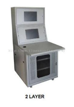 CCTV Console 2 Layer