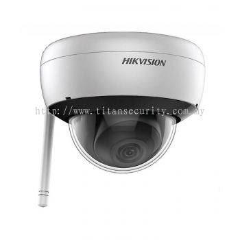 DS-2CD2121G1-IDW1 2 MP Indoor Fixed Dome Network Camera with Build-in Mic