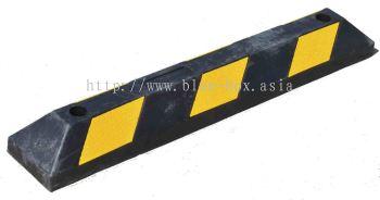Car Wheel Stopper Rubber Block