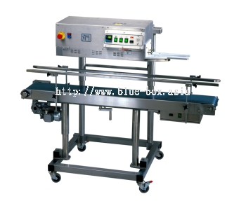 Vertical bag sealing machine