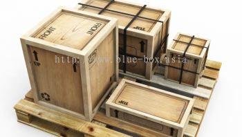 Wooden Shipping Box Supplier KL