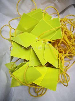 Delineator String