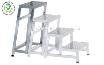 Zarges 0.8m Aluminium Work Platform, 150kg Load