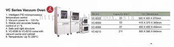 VC Series Vacuum Oven