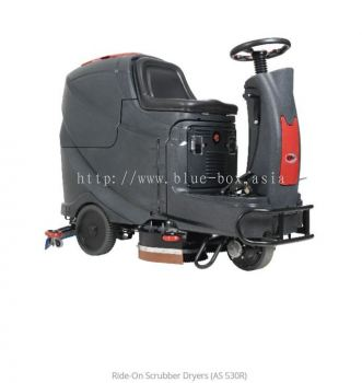 Ride-On Scrubber Dryers (AS 530R)