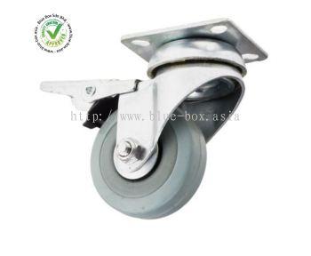 Swivel Castor, 50kg Load Capacity, 50mm Wheel Diameter