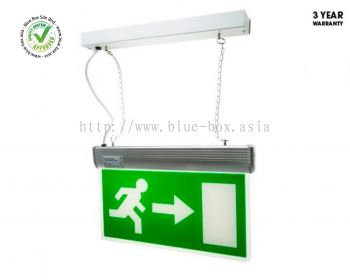 LED emergency exit sign arrow left/right  795-9750