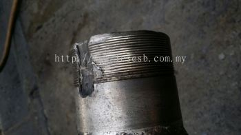 TAPPING LINNING AXLE