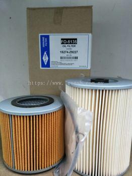 FO-5135 / 15274-Z9227 NISSAN UD GE13 OIL FILTER