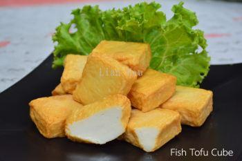 Fish Tofu Cube
