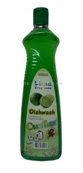 Cucilax Dishwash (Lime Fragrance)