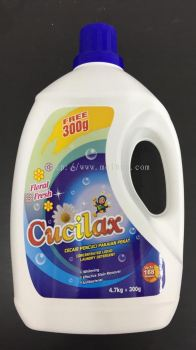 Cucilax Concentrated Liquid Laundry Detergent (Floral Fresh)