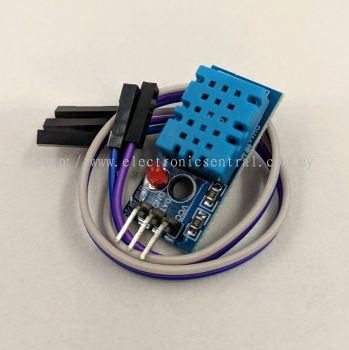 Humidity Sensor DHT11