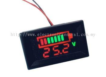 Battery Display Indicator 12VDC