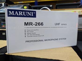 MARUNI MR-266 WIRELESS MIC