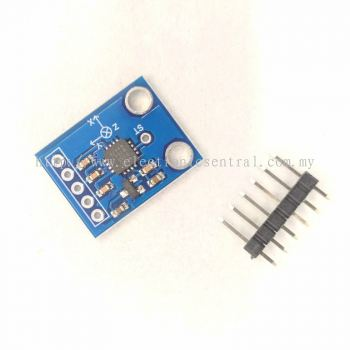 3-AXIS ACCELEROMETER GYRO (GY61)