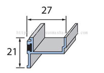 63 0011 Aluminium Profile
