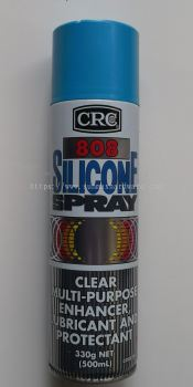 CRC 808 Silicone Spray