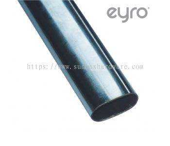 Metal Oval Pipe 3016CH