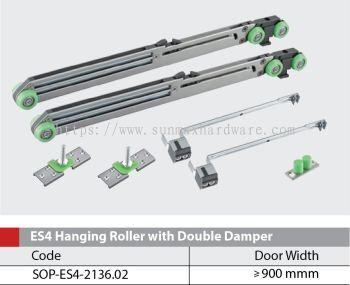 opk Top Hang Soft Close Sliding System ES4