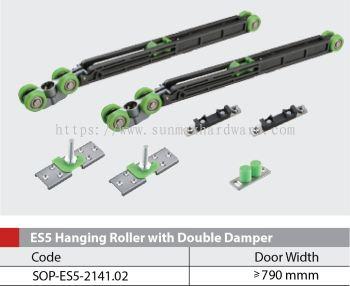 opk Top Hang Soft Close Sliding System ES5