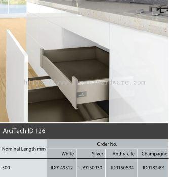 Hettich ArciTech ID 126