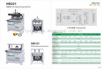 BORING MACHINE HB 221