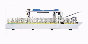HS-FD1-500 Profile Wrapping Mahcine (Cold & Hot Glue Type)