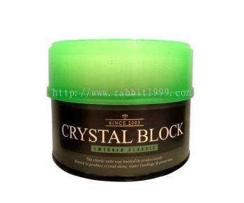 OSREN CRYSTAL BLOCK- emerald classic- 220g