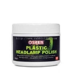 OSREN PLASTIC HEAD LAMP POLISH