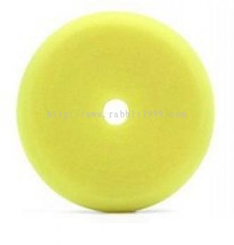 OSREN CUTTING FLAT FOAM PAD - yellow