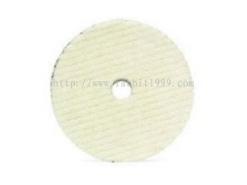 "OSREN SHORT WOOL PAD 6"" - horizontal"