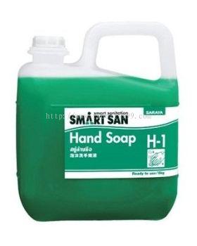 SMART SAN HAND SOAP H-1 - no smell