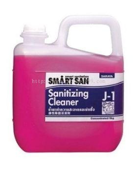 SMART SAN SANITIZING CLEANER J-1