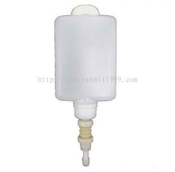 REFILL BOTTLE CONTAINER UD/MD - alcohol hand disinfectant