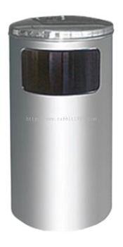STAINLESS STEEL FLAT TOP BIN - RAB-041/F